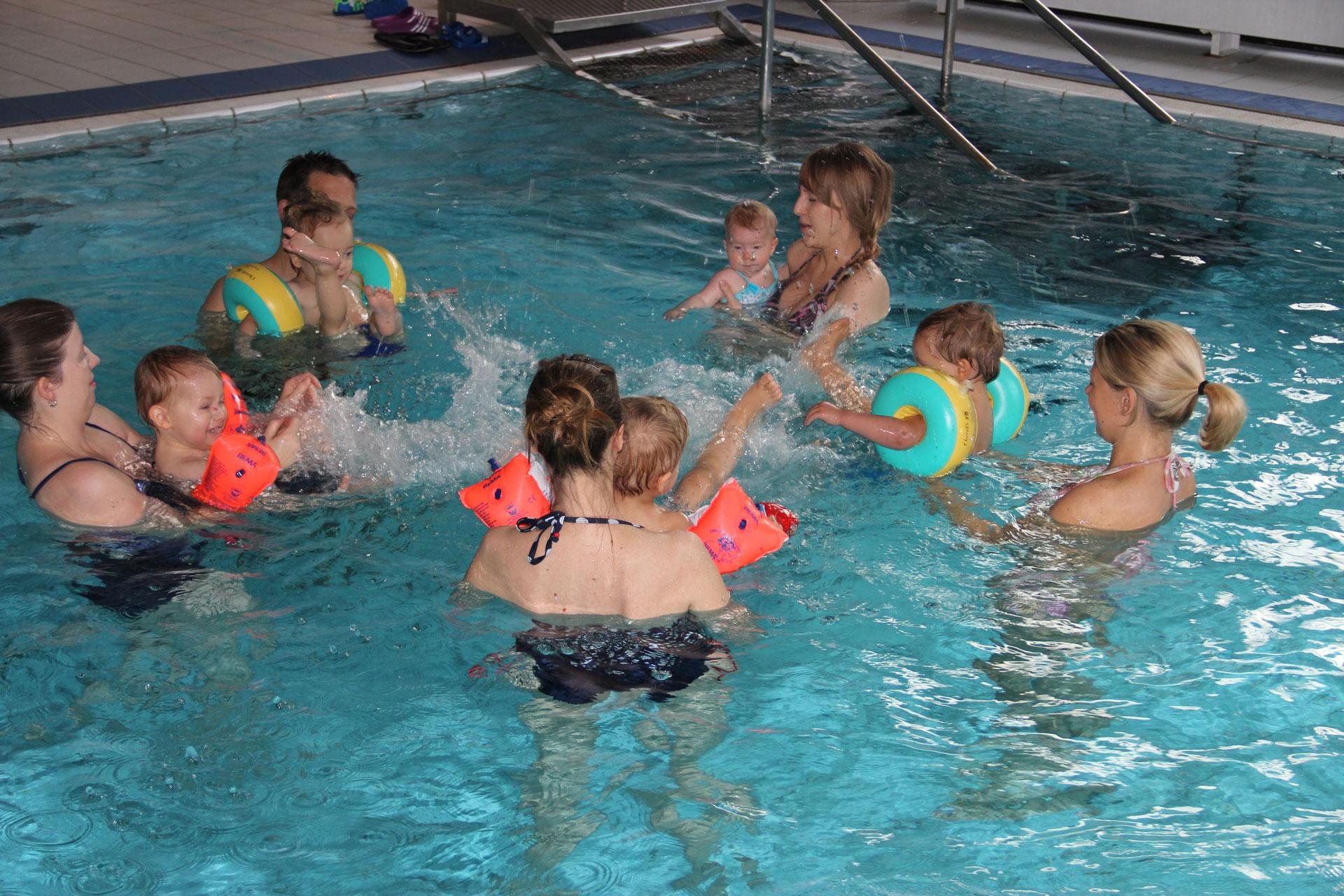 Schwimmkurse Mönchengladbach, Babyschwimmen Mönchengladbach