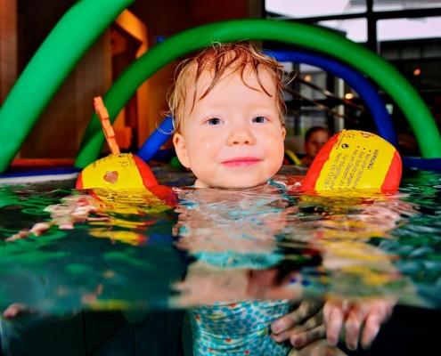 Eltern Kind Kurse, Wasser Mönchengladbach, Wassergewöhnung