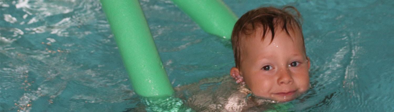 Wassergewöhnung, Schwimmkurs