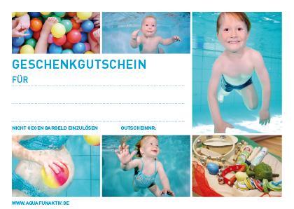 Aquagymnastik, Babyschwimmen, Schwimmkurse