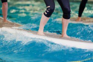 Aqua Fitness Training auf dem Wasser Jüchen Mönchengladbach Korschenbroich